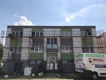 Bytový dom - Vráble