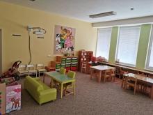 Rekonštrukcia škôlky - Nábrežná